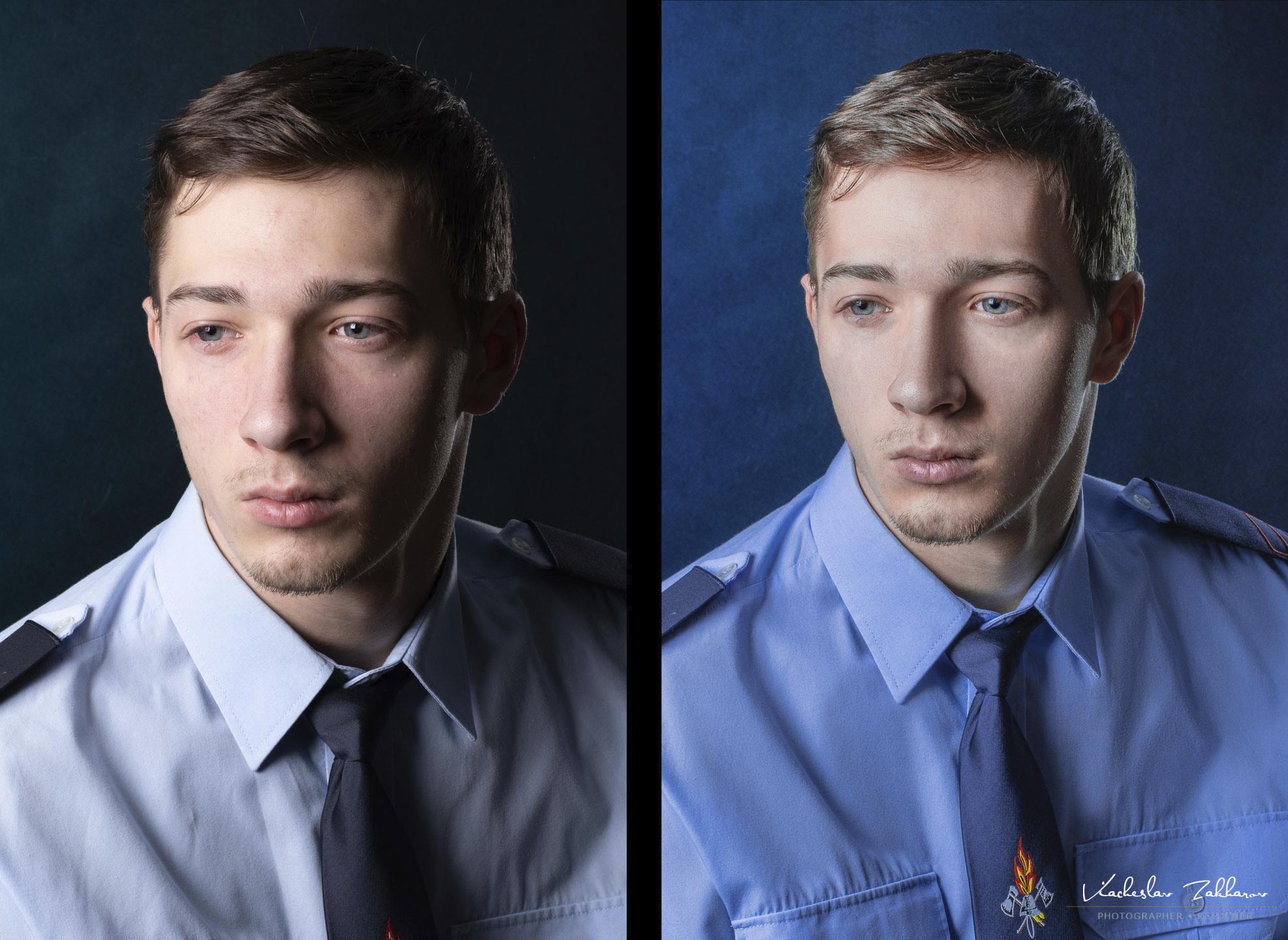 RETOUCHING 15: Photograph E.Kartashov, Retouch V.Zakharov