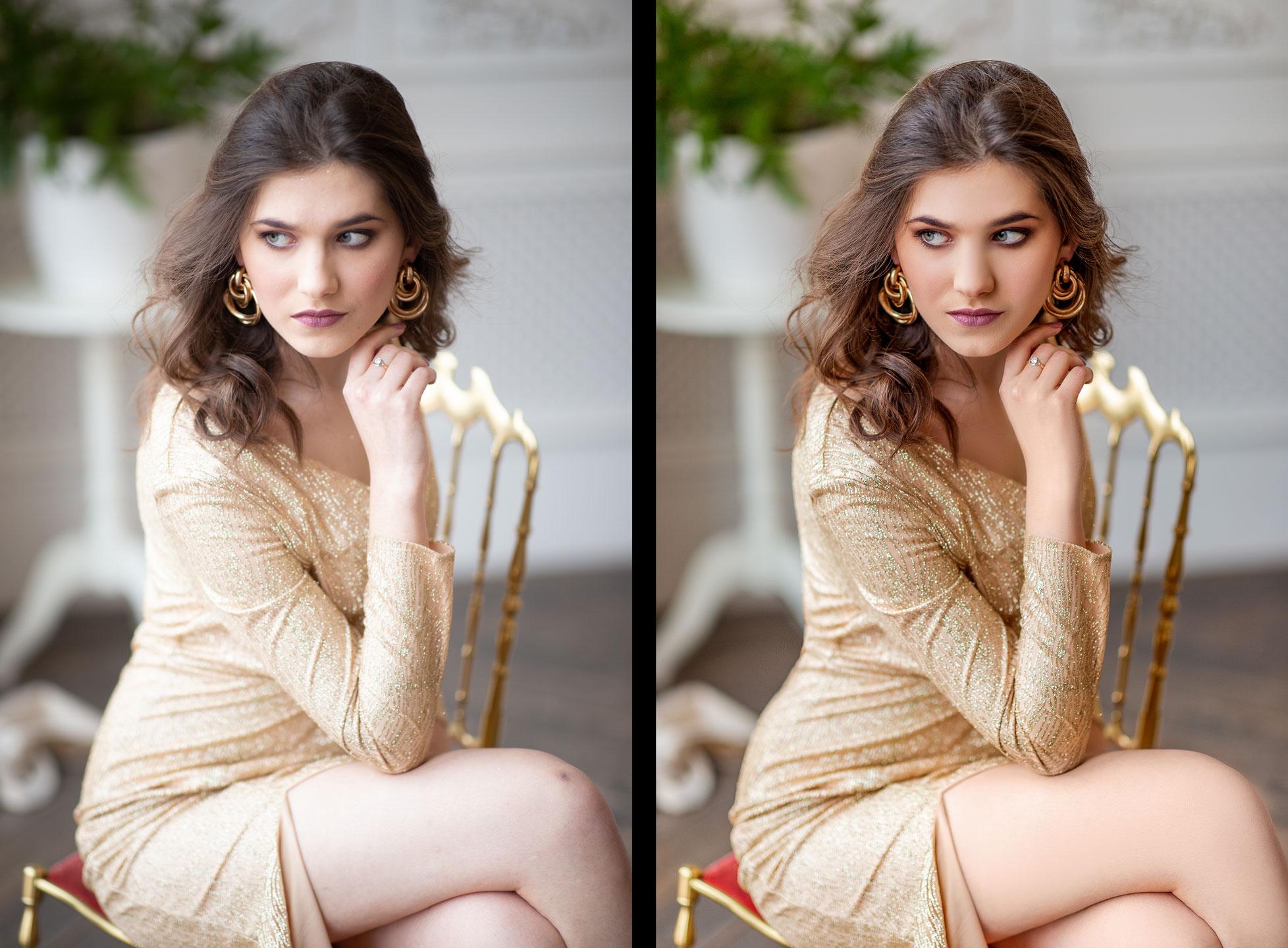 RETOUCHING 18: Photograph und Retouch V.Zakharov